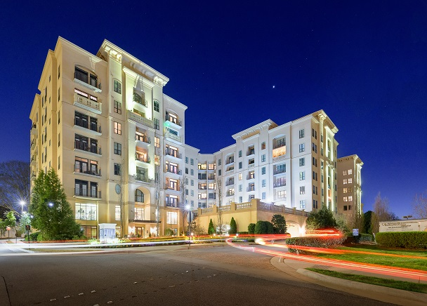 CBRE arranges sale of luxury Buckhead apartments 92 West Paces