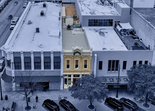 Historic Robinson-Rosner Building At 504 Congress Changes Hands