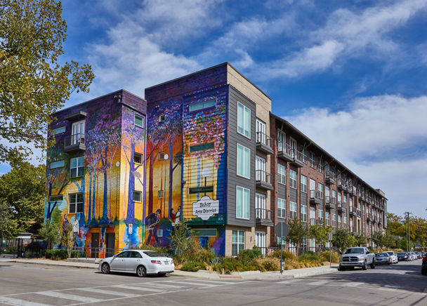 CBRE Brokers Sale of 118-Unit Boutique Multifamily Property  in Bishop Arts District