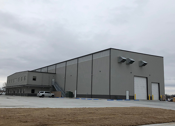 E&I Sales Co. Signs Lease For New Build-To-Suit Facility In Tulsa