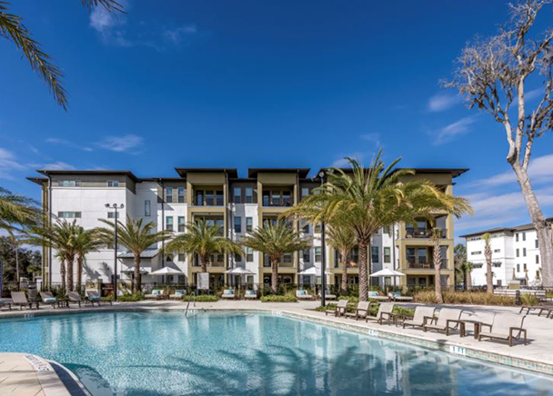 Steele Creek Apartments $63 Million Sale Sets Record for Northeast Florida
