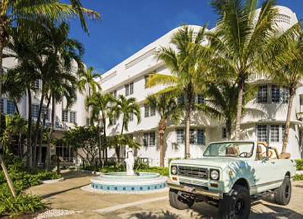 CBRE Hotels Arranges Off-Market Sale Of 163 Room South Beach Hotel