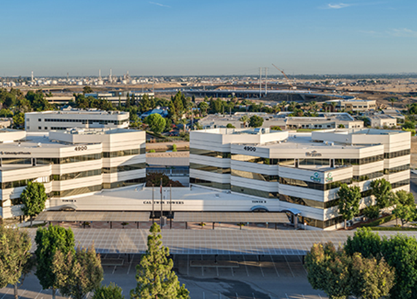 CBRE Secures $17.3 Million Loan for Purchase of Cal Twin Towers in Bakersfield, Calif.