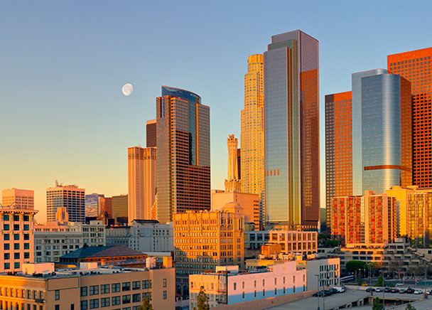 Los Angeles Market Demonstrates Growth in Law Firm Space; Ranked 2nd for Fastest-Growing Lawyer Population