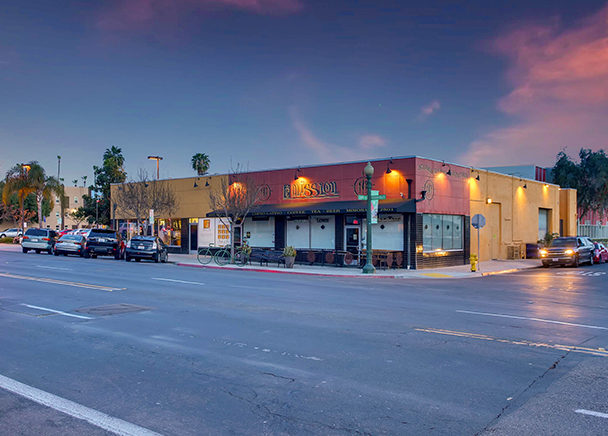 CBRE Announces Sale of Retail Building in North Park, San Diego, CA For $3.975 Million