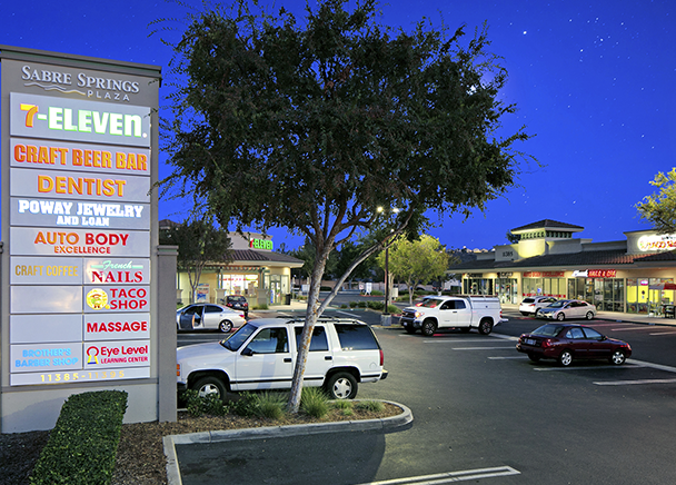 CBRE Facilitates Sale of Sabre Springs Plaza in North County San Diego for $6.8 Million