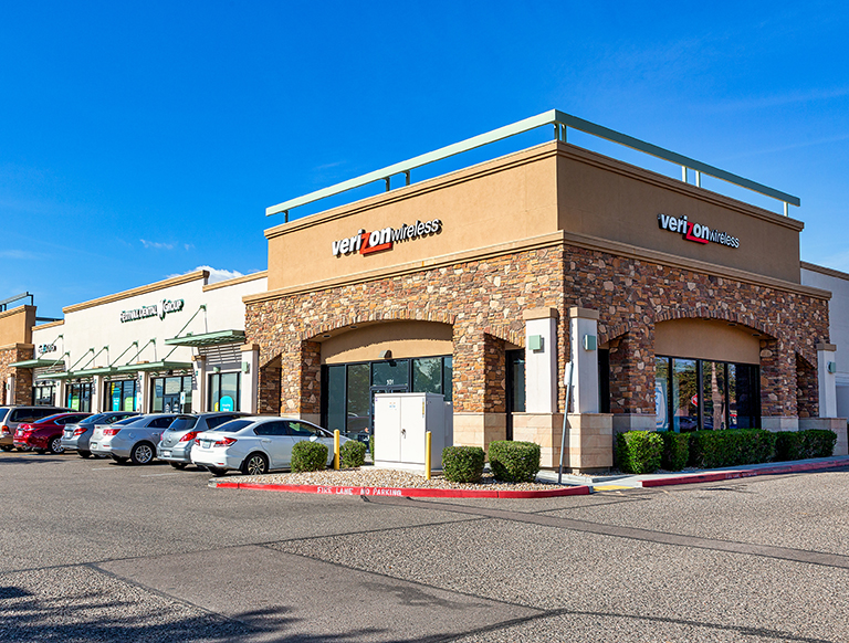 CBRE Arranges $21.45 Million Sale of Metro Phoenix Retail Portfolio