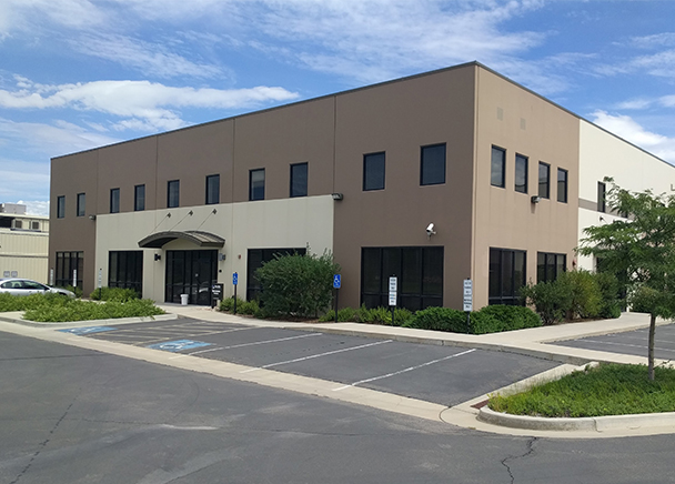 CBRE Assists Sensapure/Dyad Labs in the Purchase of Two Salt-Lake-Based Industrial Buildings