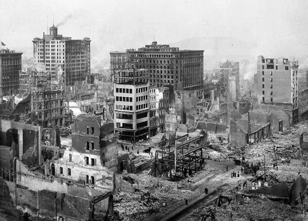 How the Great Earthquake of 1906 Started It All