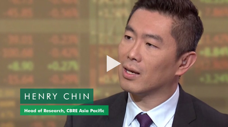 Henry Chin, Head of Research Asia Pacific