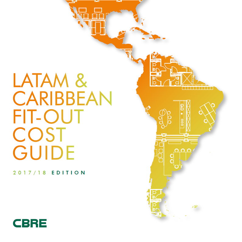 LATAM and Caribbean Fit Out Cost Guide 2017/18