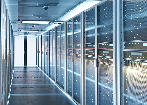 Converged Data Center Services