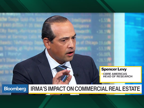 Spencer Levy Bloomberg