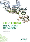 Thu Thiem - The Pudong of Saigon