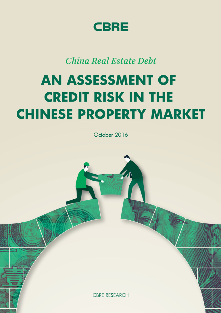 An assessment of credit risk in the Chinese property market.