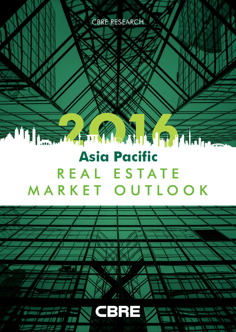 2016 APAC Real Estate Market Outlook