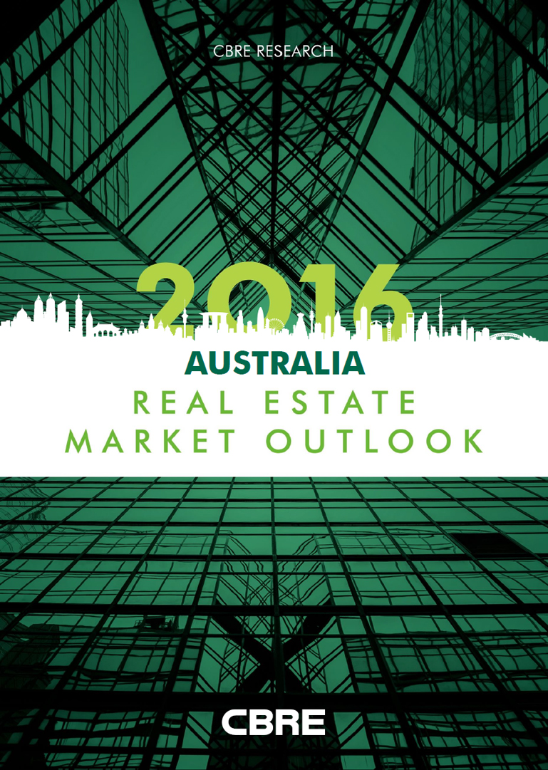2016 Australia Real Estate Market Outlook