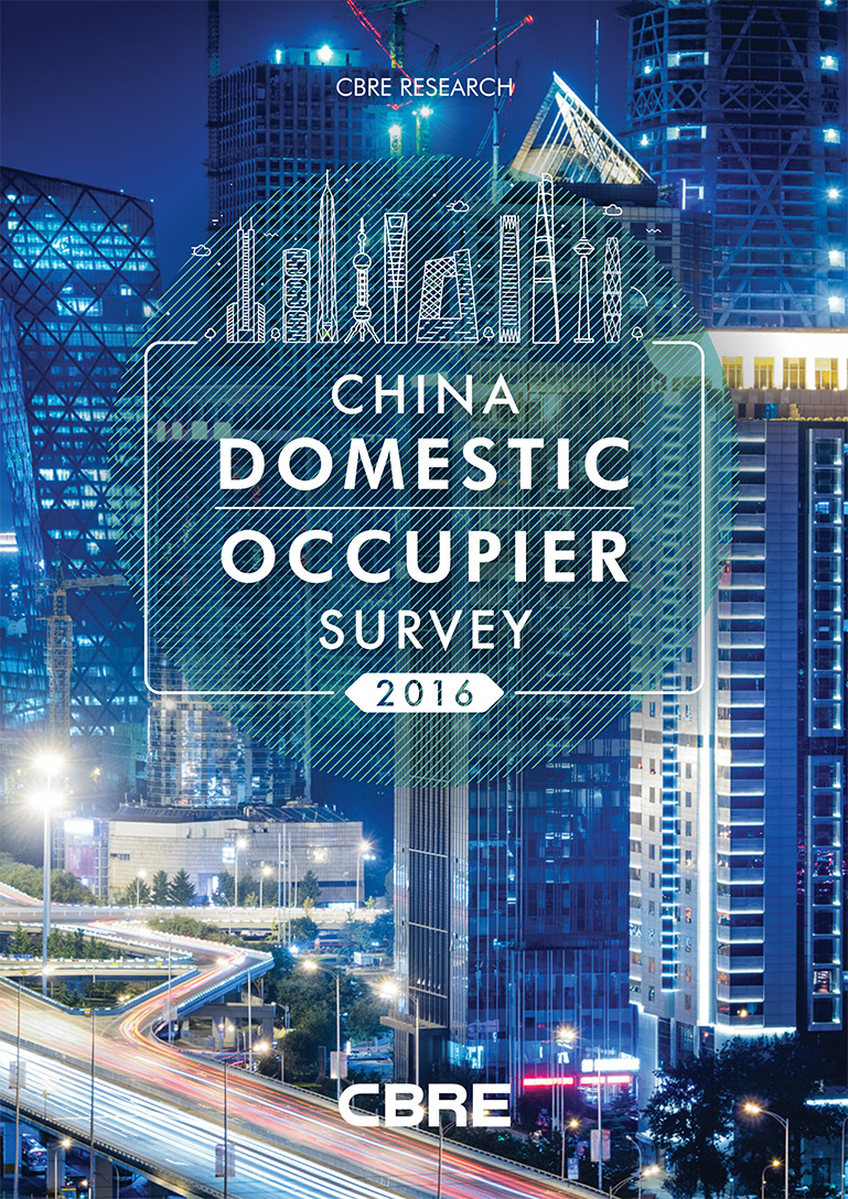 China Domestic Occupier Survey