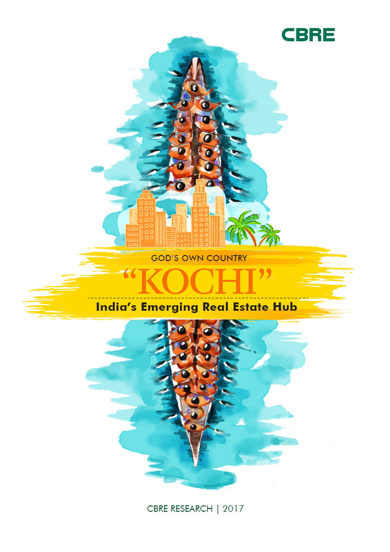 God's own country 'Kochi' India's emerging real estate hub