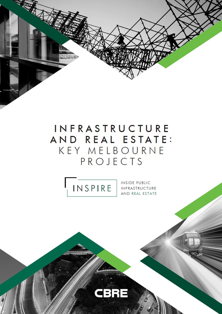 Infrastructure and Real Estate: Key Melbourne Projects