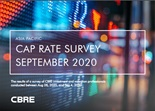 Asia Pacific Cap Rate Survey September 2020