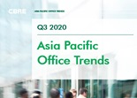 Asia Pacific Office Trends Q3 2020