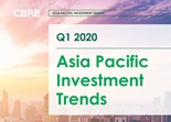 Asia Pacific Investment Trends Q1 2020