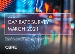 Asia Pacific Cap Rate Survey March 2021