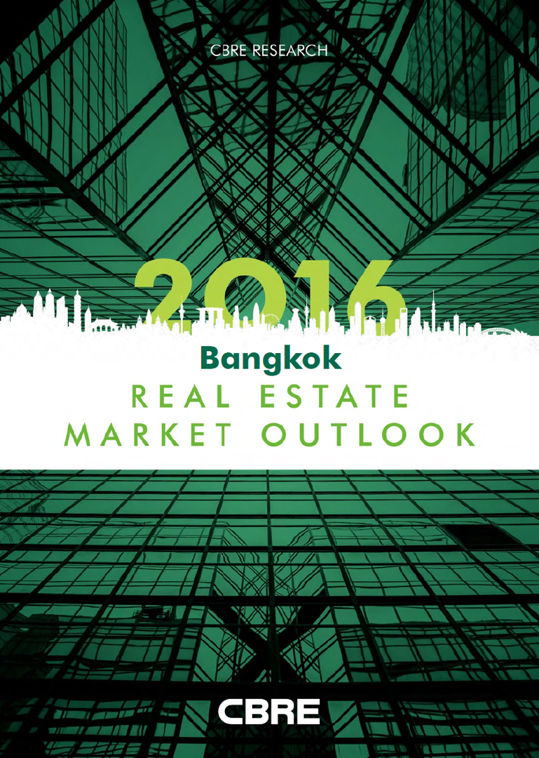2016 Bangkok Real Estate Market Outlook