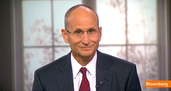 Bloomberg Bob Sulentic Interview Image